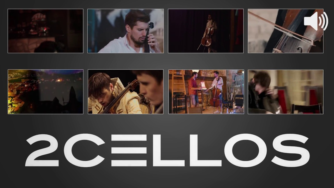 2CELLOS - The Best Of