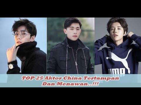 TOP 25 AKTOR CHINA TERTAMPAN DAN MENAWAN ..!!!