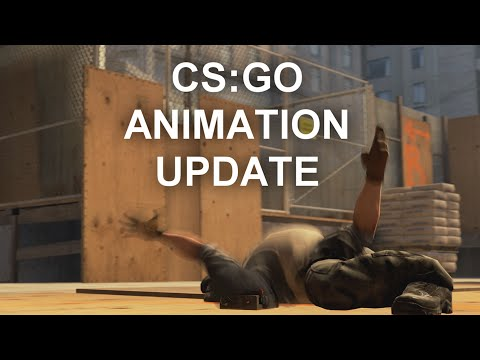 New CS:GO Update: Fixed bomb plant animation! [SFM]