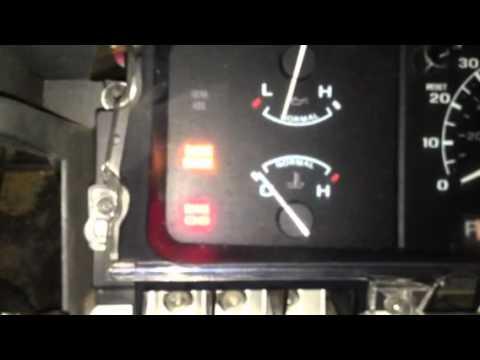 1992 Ford F150 koer test odb1