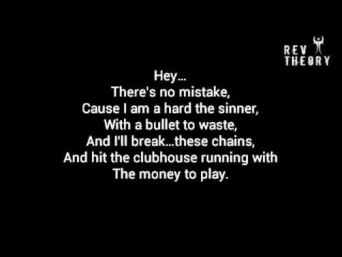 Rev Theory  Light It Up  Lyrics Light it up