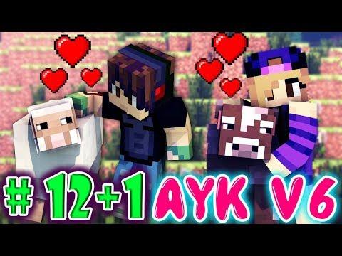 MINECRAFT: AYKV6 - #12+1 Buscando materiales!
