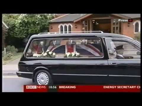 Funeral of Sir Henry Cooper