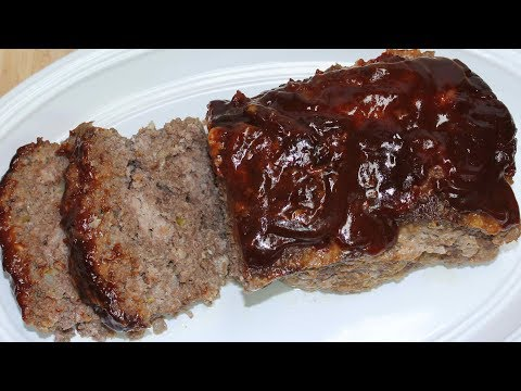 The ♫ Elvis Presley Meatloaf ♫ With Michael's Home Cooking