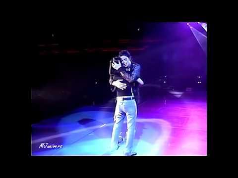 Michael Jackson - You Are Not Alone - Live HWT Seoul Korea 1996 - ReMastered - HD