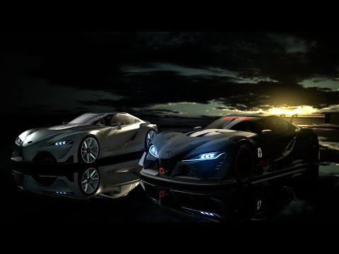TOYOTA FT-1 Vision Gran Turismo: Unveiled