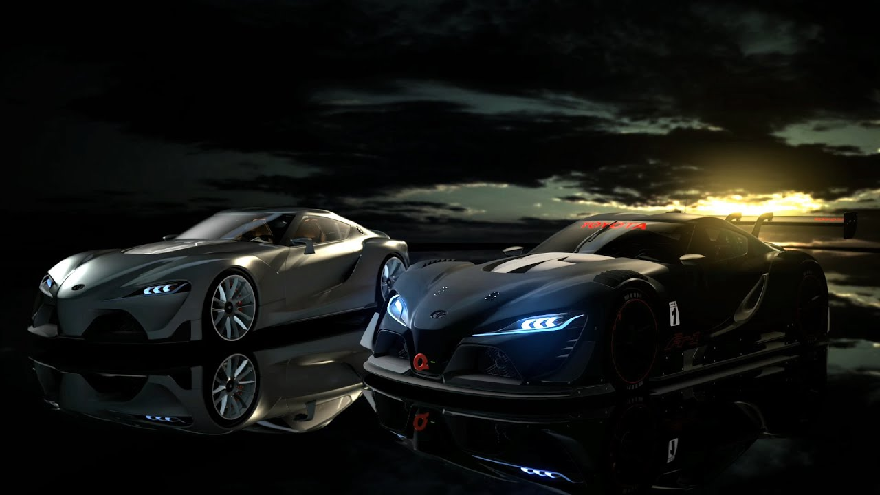 Mercedes New Cars Hd Wallpapers Toyota Ft 1 Vision Gran Turismo Unveiled Youtube