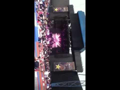 Rockstar Energy Drink Uproar Festival (Bullet for my valent