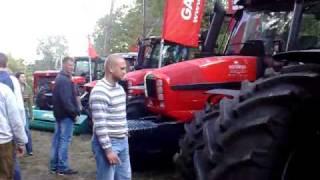 Wystawa rolnicza w Olsztynie