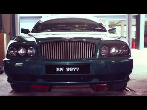 The legendary Brunei cars: the Bentley B2