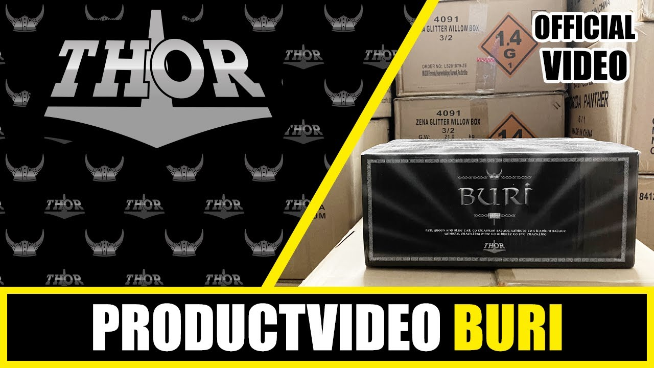 PRODUCT VIDEO | THOR | BURI | 4503