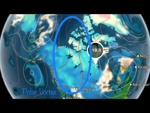 Global Weather/Earthquakes/COLD SNAP for Alberta, Canada/600 km DEEP Earthquake November, 4, 2018