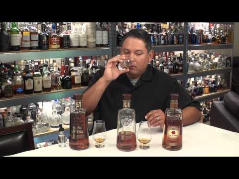 Review - Four Roses '13 & '14 Limited Edition Single Barrel Bourbons