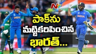India vs Pakistan Highlights : India Crush Pakistan in ICC World Cup 2019 Group Stage | NTV Sports