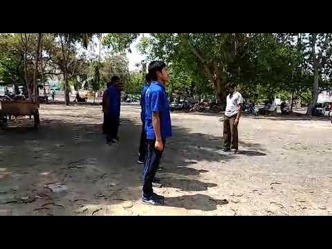 Sakkardara fire station mount dismount fire tender drill