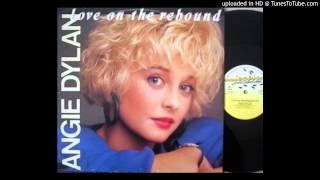 Angie Dylan - Love On The Rebound (Radio Version)