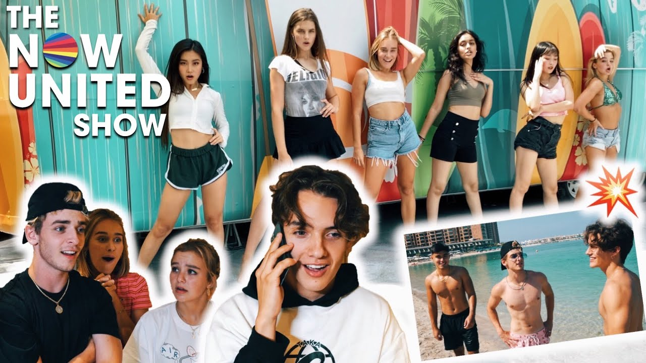 Download Girls Run The World & Where Is He Going?!! - Season 3 Episode 35 - The Now United Show