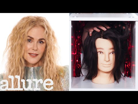 Nicole Kidman Touches Eyebrow Wigs, Bacon Toothpaste & Other Weird Stuff | Allure