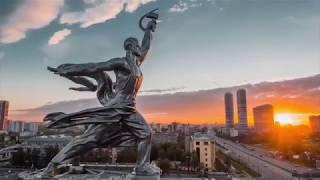 Саша Иванов - Города (проект по окр. миру)