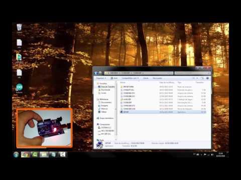 Como Instalar Arduino Uno R3 CH340 - USB 2.0 Driver