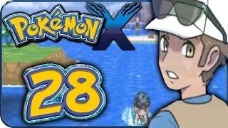 Let's Play Pokémon X Part 28: Azurbucht & Meerestitanenhöhle