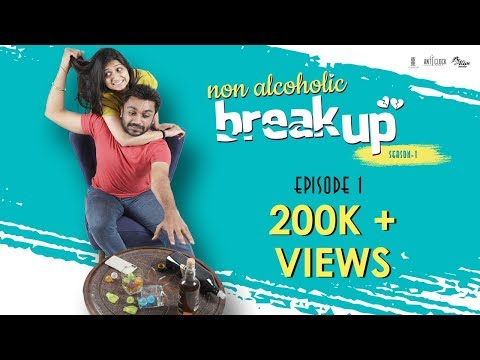 Episode 1 – Maru Breakup Thayu Chhe | Non-Alcoholic Breakup | Gujarati Web Series | Aarohi & Tatsat