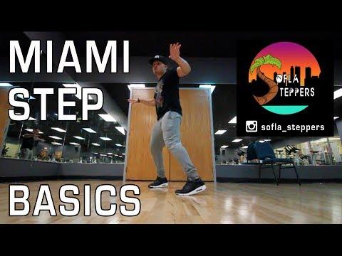 How To Miami Step (Basics)