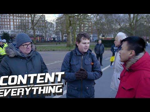 Tan, Bob & Steve Discuss Tan &, The Muslims Praying Situation From Last Week