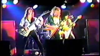 David Neil Cline and Trama Live 1987 /U