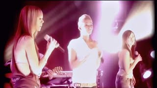 Atomic Kitten - Love Doesn't Have To Hurt (Live at Recovered 16.05.2003) (HD)