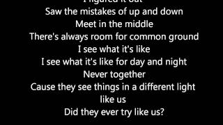 One Direction  You and I Paroles