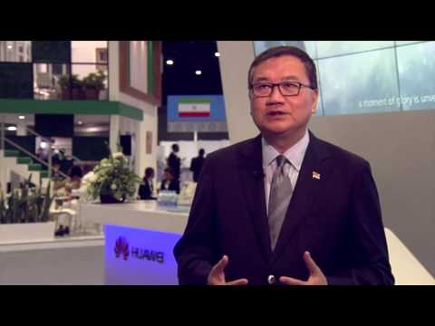 ITU TELECOM WORLD 2016: Leong Keng Thai,  Infocomm Development Authority, Singapore
