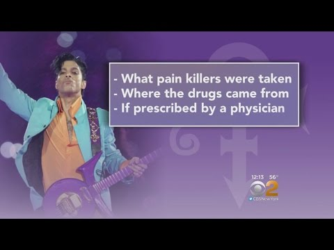 Prince And Painkillers