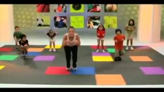 Animal Exercise For Kids With Animals