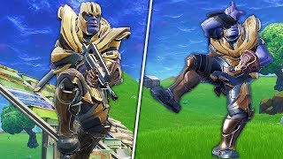 THE MOREOS RETOUR ON FORTNITE! (SKIN MODDER FORTNITE)