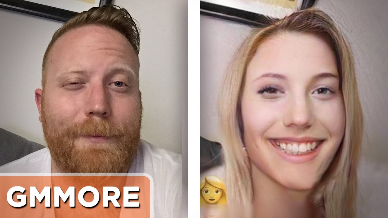 Playing with FaceApp