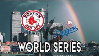 Dodgers VS Red Sox World Series Game 1 | 2018 World Series Live Stream Broadcast