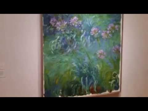 Museum of Modern Art & Monet - July 21, 2016 - Travels with Phil