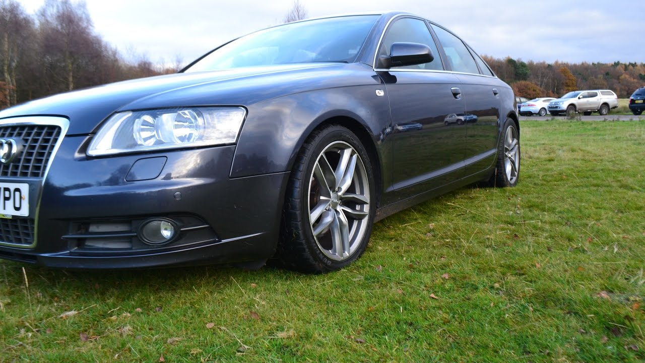 Audi A6 2 0 Tdi S Line For Sale 2007 Model Intro Review
