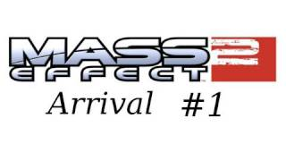 Mass Effect 2 Arrival DLC Walkthrough HD Part 1: Gameplay