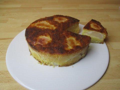 recette-du-moelleux-aux-poires---gâteau-facile-et-pas-chère