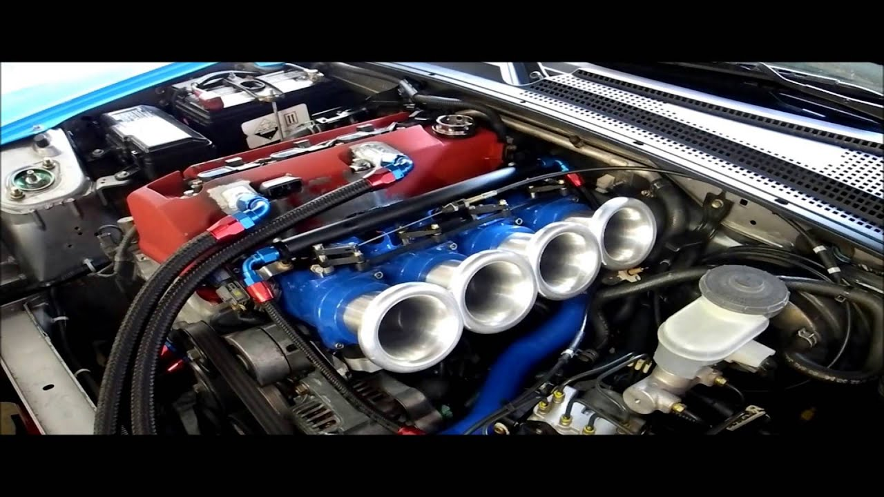 S2000 F24c Blacktrax Performance Engine Build Dyno Tuning Youtube