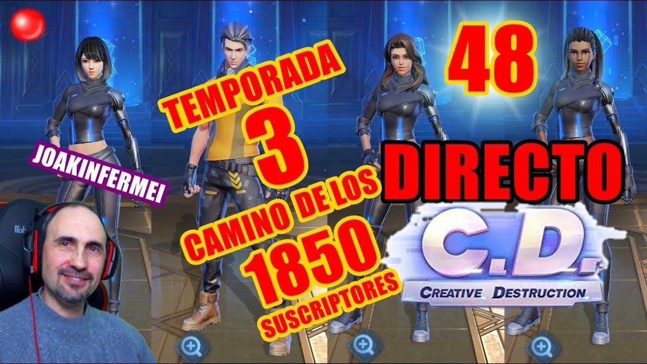 Creative Destruction Pc Directo Espanol 47 Gameplay Game Juego