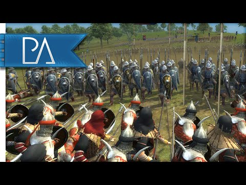 CLASH OF 8 ARMIES - Third Age Total War Gameplay