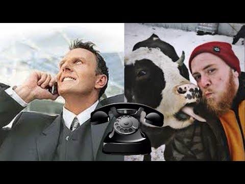 Звонок инвестора колхознику (10 минут дикого ржача)