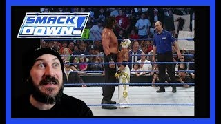 Reaction | Rey Mysterio vs The Great Khali: Smackdown, May 12, 2006