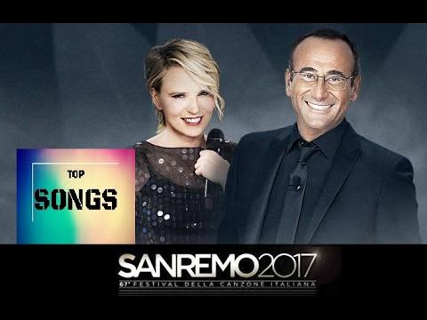Canzoni Sanremo 2017