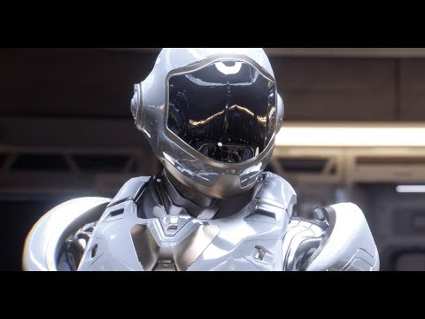 Wow..  Unreal Engine 4 and RTX in 2019 ! - Project Sol