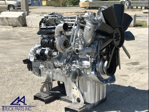 Mercedes Benz Om 460 La Engine Serial 460798407 Stock 2000 Ca Truck Parts
