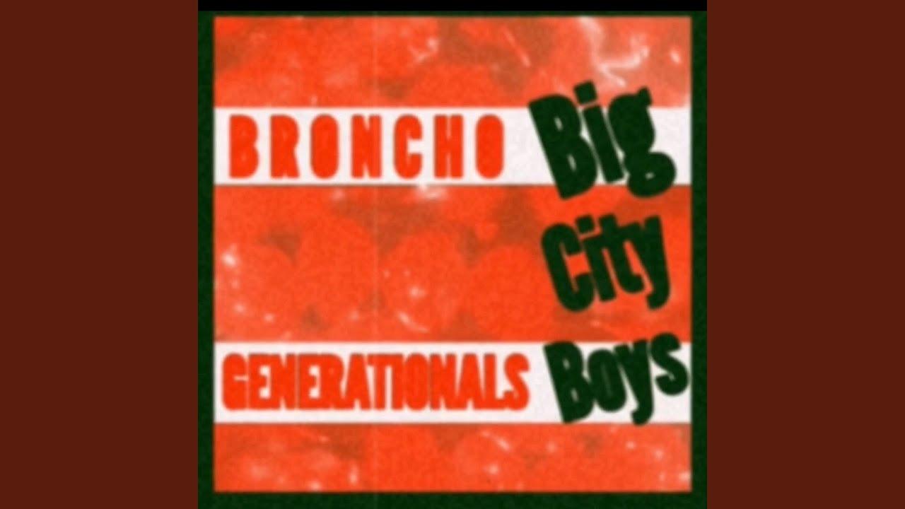Broncho - Big City Boys (Generationals Remix)